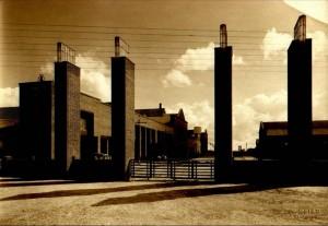 MALAXA foto intrarea salariatilor  1933